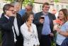 """Das Team das zur Entstehung der Audio-Guide-Tour \""""Bierstadt Erlangen\"""" beitrug."""