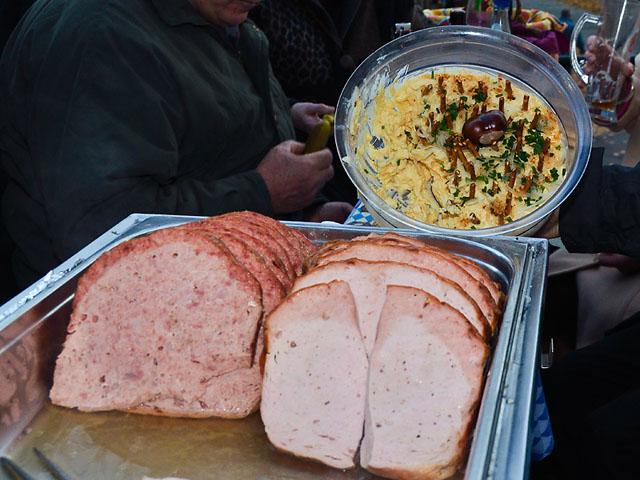 Deftige Leckereien: Fleisch- und Leberkaese mit viel Liebe von Georg Rottner und mein Obatzder