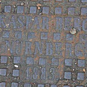 Die Eisengießerei Kaspar Berg Nürnberg