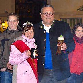 Die lange Nacht der Wissenschaften und das Bier
