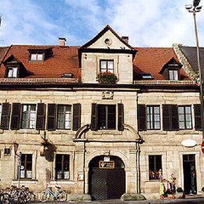 Das Brauzentrum in der Altstadt (Martin-Luther-Platz)