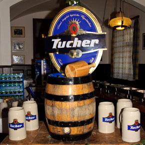 Tucher-Bierprobe zur Erlanger Bergkirchweih 2011
