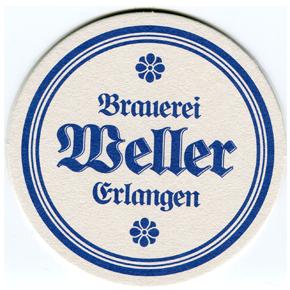 2011 - das Jubiläumsjahr der ehemaliger Brauerei Weller Erlangen