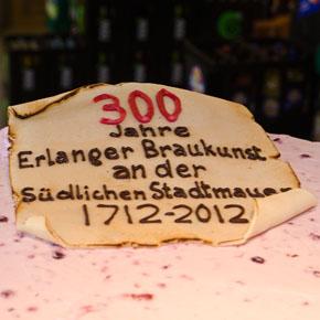 Gutes Bier mit großer Tradition: 300 Jahre Braukunst in der Südlichen Stadtmauerstraße in Erlangen