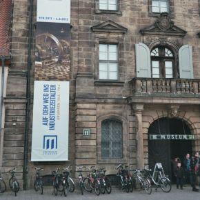Auf dem Weg ins Industriezeitalter – Ausstellung des Stadtmuseums Erlangen vom 9. Oktober 2011 bis zum 4. März 2012