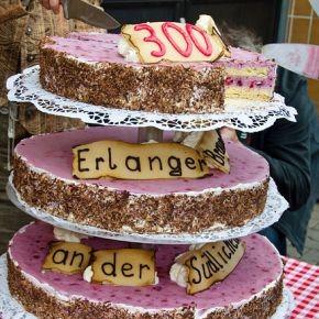 Jubiläumsfest am 7. Mai 2012: 300 Jahre Erlanger Braukunst an der Südlichen Stadtmauer (1712 - 2012)