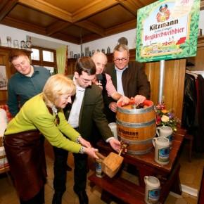 Das Kitzmann-Bergkirchweihbier 2012 - Spendenaktion im Jubiläumsjahr