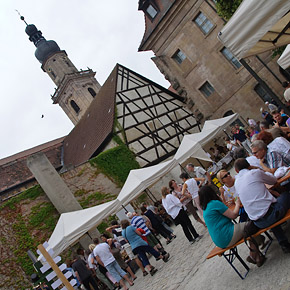 Tag der Erlanger Altstadt 2012 wieder ganz im Zeichen des Bieres