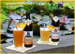 Sommerfeeling mit leckerem Biercocktail