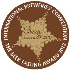 European Beer Star 2012: Gold für Kitzmann Dunkles Weißbier