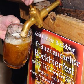 Erstes Frauenauracher Bockbierfest