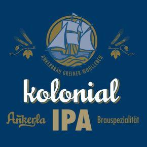 Kolonial India Pale Ale aus Steinach