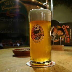 Steinbach-Fastenbock – eine Starkbierköstlichkeit ohne markigen Eigennamen