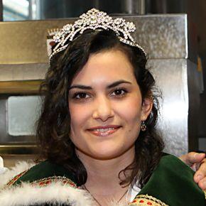 Thronfolgerin gefunden: Julie ist die Kitzmann Bierkönigin 2013/14