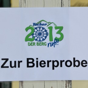 Tucher Bergkirchweih-Festbier 2013 im Unicum