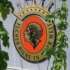 Besuch in der neuen Tucher-Braustätte an der Stadtgrenze Nürnberg-Fürth