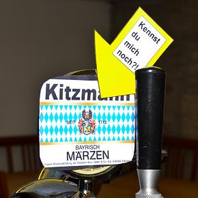 Hurra, das Kitzmann Bayrisch Märzen ist wieder da!