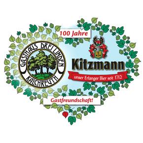 """100 Jahre verbunden: Die Privatbrauerei Kitzmann und das Traditionsgasthaus """"Drei Linden"""" feiern Jubiläum"""