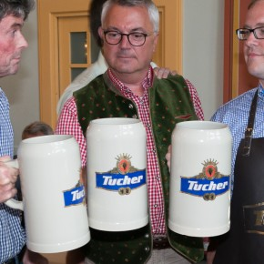 Tucher-Bergkirchweihfestbier: Bierprobe 2015 im Unicum