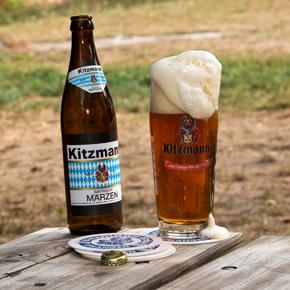 Nur für kurze Zeit: Das Kitzmann Bayrisch Märzen ist seit Anfang September 2016 wieder da!